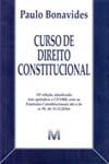 Curso de Direito Constitucional 32Ed/2017